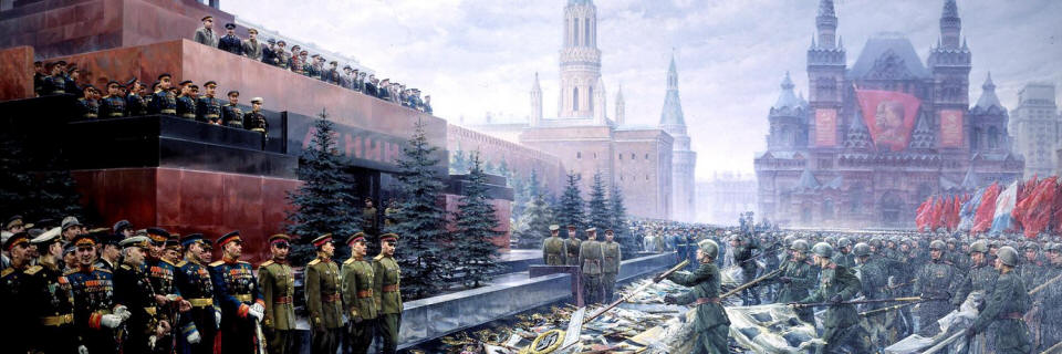 REd Square Victory Day