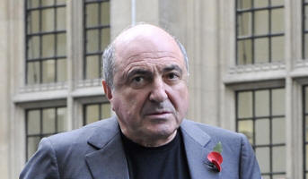 Sedition: Berezovsky (oligarch on the run)