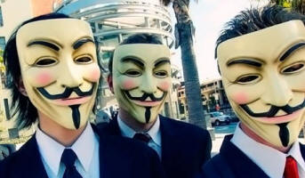 'We stand for all humanity and the freedom of speech and information' - EXCLUSIVE interview with all of Anonymous, part 1