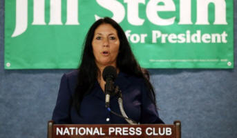 'US bars Green Party candidates from debates: it's a one party system - Honkala part 2