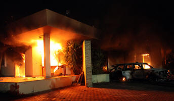 Benghazi attack on largest CIA regional operation, Steven's death collateral