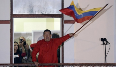 Chávez wins to the displeasure of the West