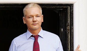 Is Assange running for the office of US President? Wikileaks exclusive press release