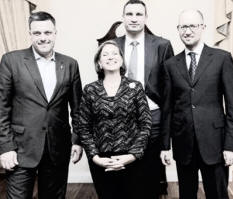 Nuland and Ukrainian nazis